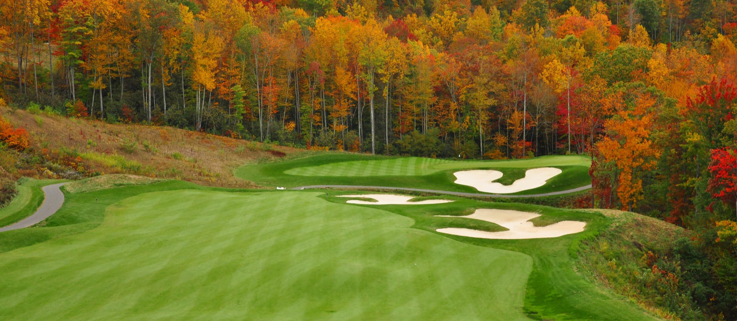 Golf Course Slider Image