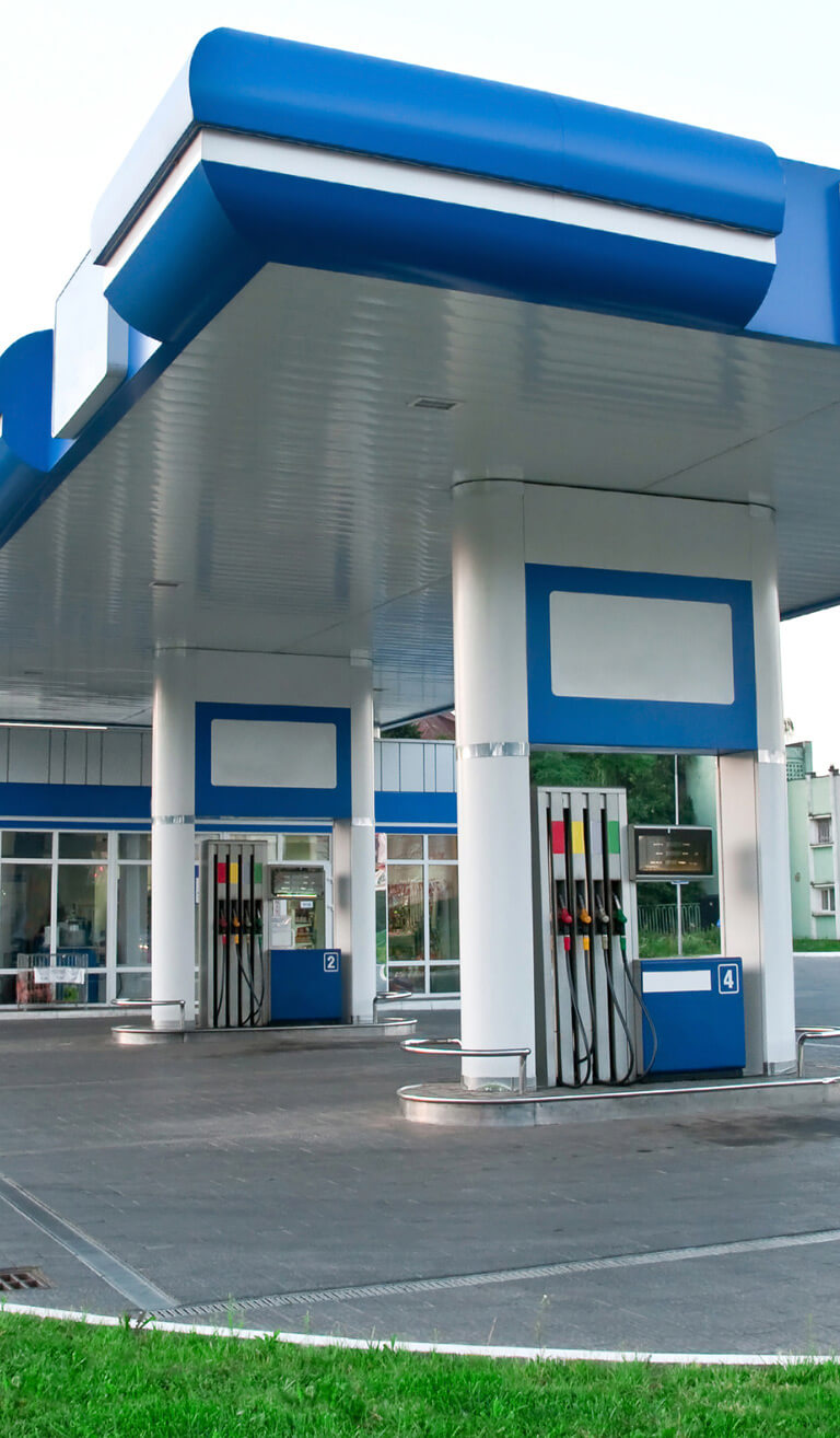 Service Station Small Image